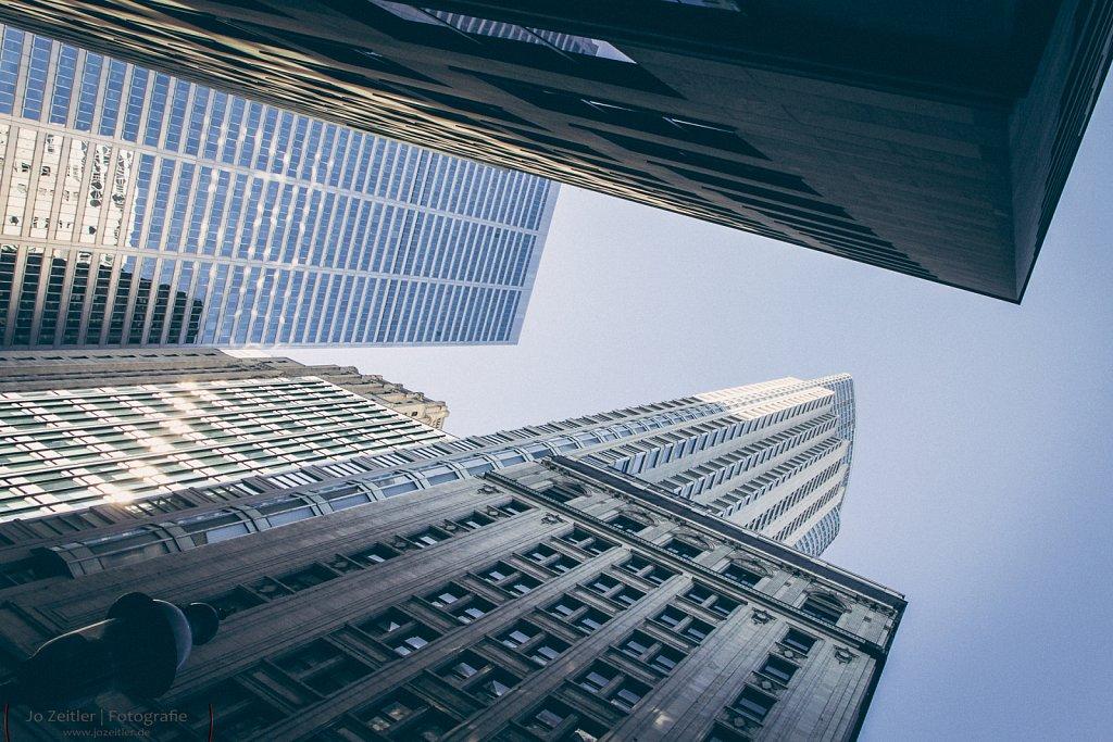 Stadtansichten Toronto
